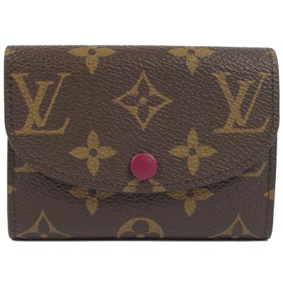 LV-M41939-Rosalie-經典花紋信用卡零錢包