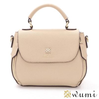 WuMi 無米 喬娜絲時尚mini包 樺木杏
