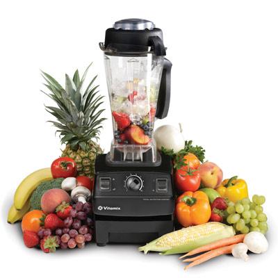 維他美仕Vita-Mix-TNC全營養調理機精進型-黑