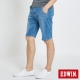 EDWIN 加大碼迦績褲JERSEY棉感短褲-男-石洗藍 product thumbnail 2