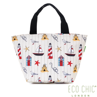 英國ECO CHIC保冷袋-海洋