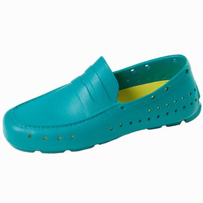 (男/女)Ponic&Co美國加州環保防水洞洞懶人鞋-薄荷綠
