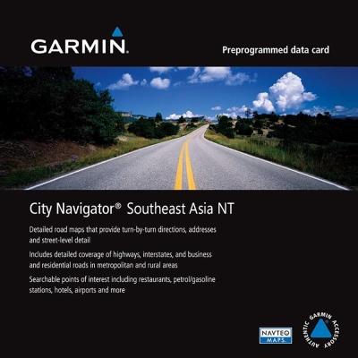 GARMIN 東南亞地圖卡-快