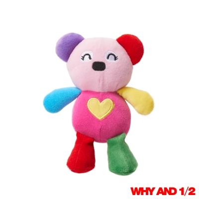 WHY AND 1/2 mini 普普熊玩偶