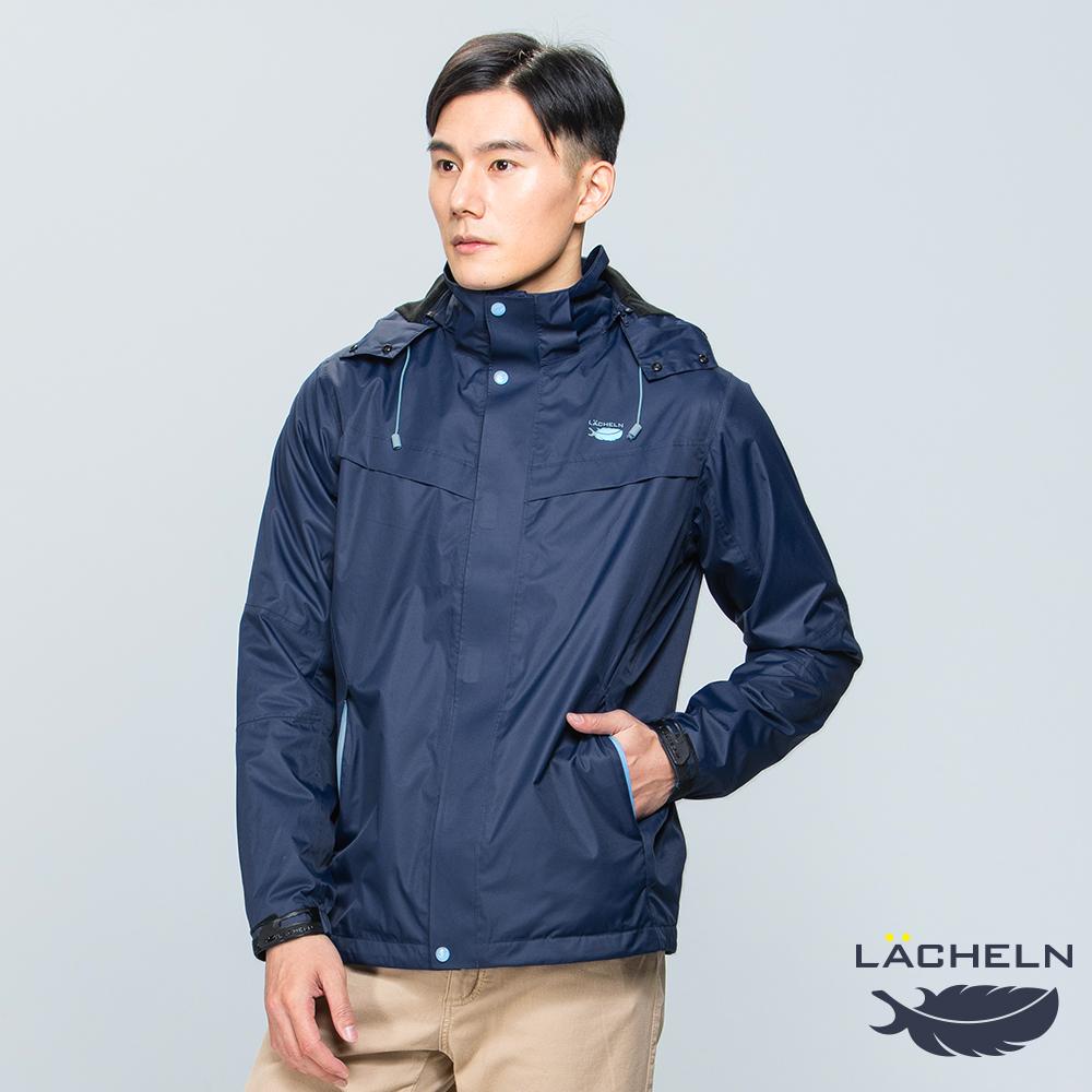 【LACHELN】防水防風外套-(L73M201)