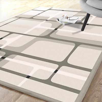 范登伯格 - 情語 典藏絲質地毯- 網幕 (大款-160x230cm)