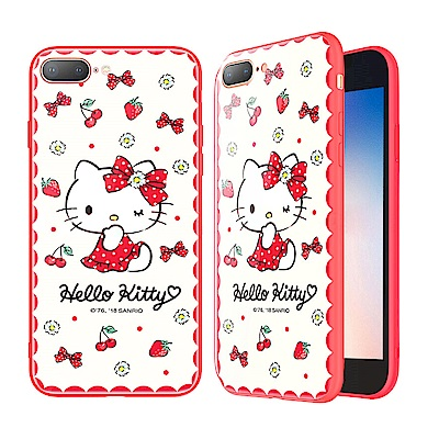 iStyle iPhone 7/8 plus 5.5 Hello Kitty 小...