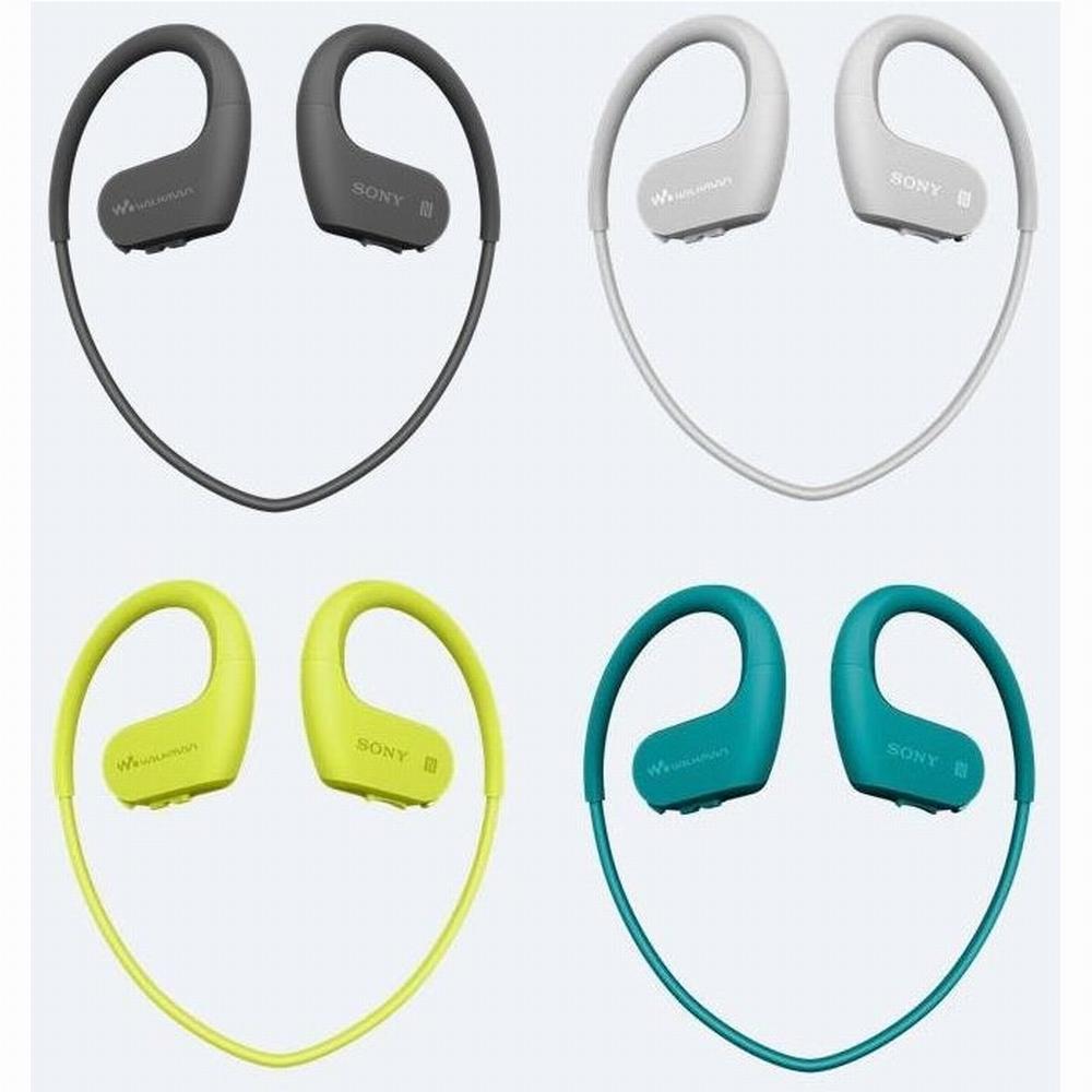 SONY無線防水耳機隨身聽NW-WS623 4GB送SONY不袗咖啡杯組