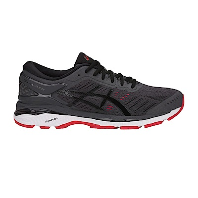 ASICS GEL-KAYANO 24 (2E) 男慢跑鞋 T7A0N 黑