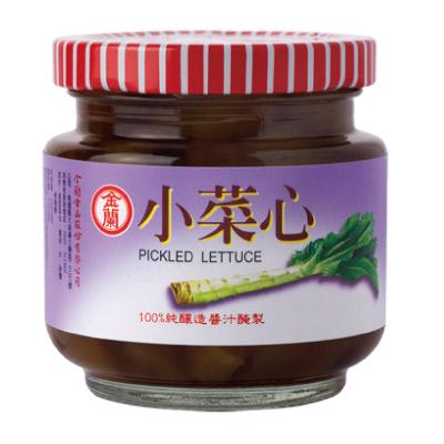 《金蘭》小菜心 (190g X12入)
