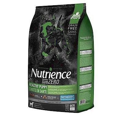 Nutrience紐崔斯 無穀幼母犬 凍乾系列 火雞肉+雞肉+鮭魚 10KG