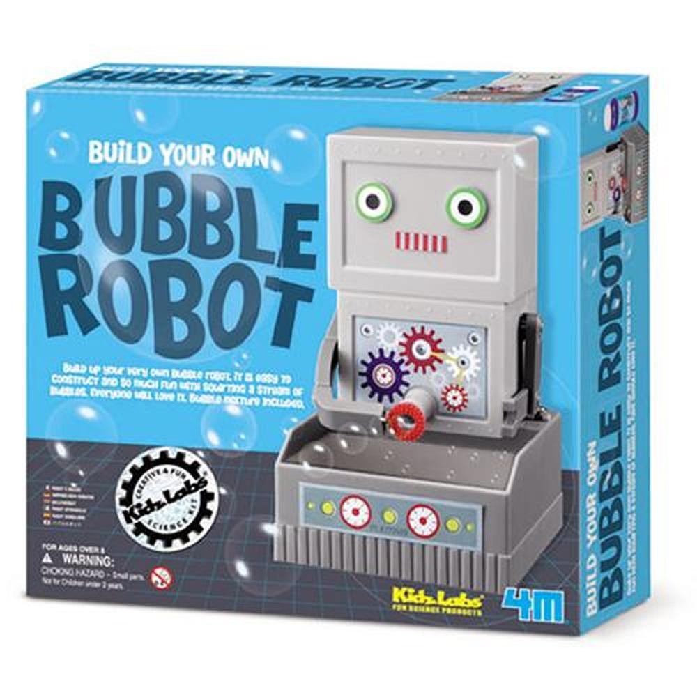 4M科學探索-愛吹泡泡機器人 Bubble Robot
