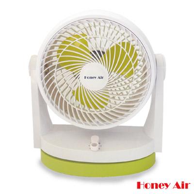 [福利品]Honey Air 9吋空氣對流擺頭循環扇HA-709