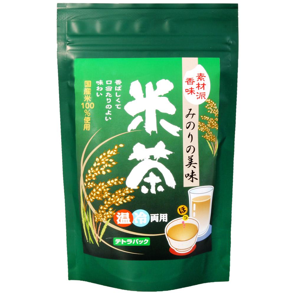 長谷川商店 美味米茶(80g)