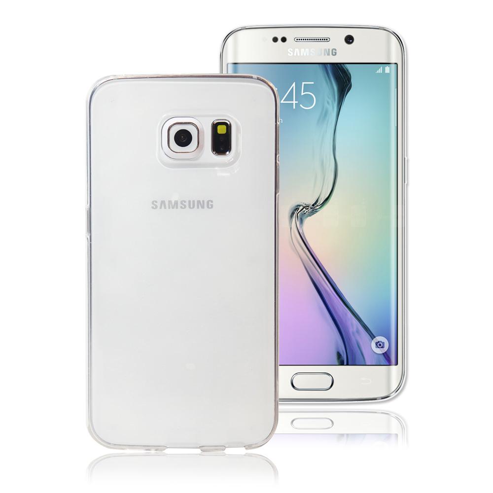 RedMoon 三星 Galaxy S6 Edge /G9250 晶透TPU保護軟殼