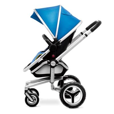 奇哥 SilverCorss Surf2 雙向嬰兒推車-藍色