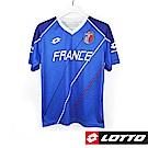 LOTTO 義大利 世足盃國家隊紀念T恤(法國)-藍