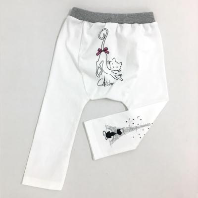 韓國Atticat 兒童 圖樣長棉褲(3色可選)