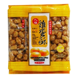 九福 雞蛋沙琪瑪(227g)