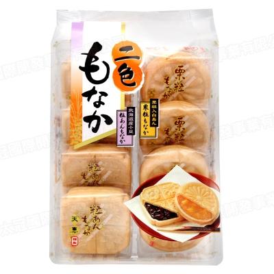 天惠製果 二色最中餅(232g)