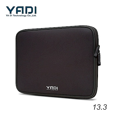 YADI 13.3吋 記憶泡綿 防震內袋 電腦包