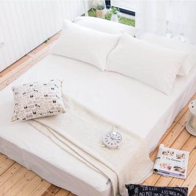 OLIVIA   雙人特大專利防水透氣床包式保潔墊  專利認證