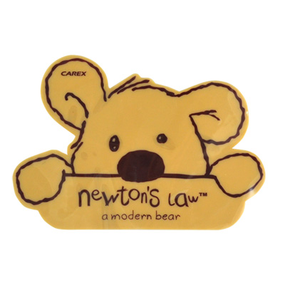 Newtons Law 摩登熊止滑墊 CX-10