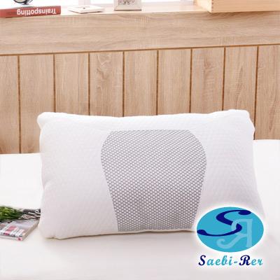 沙比瑞爾Saebi-Rer-蜂巢透氣釋壓枕(1入)