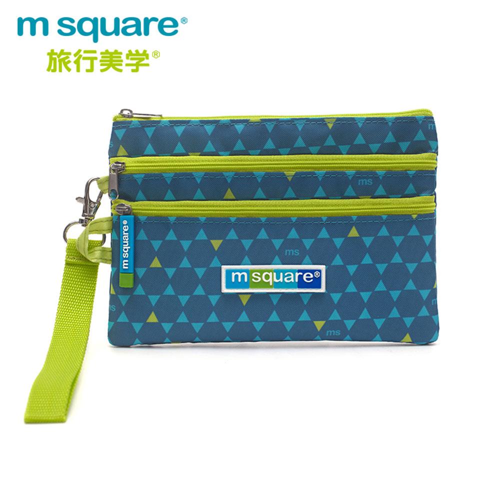 m square商旅系列Ⅱ三層小物收納包 product image 1