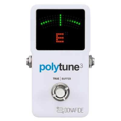 tc electronic Polytune 3 地板式調音器