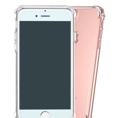 Yourvision iPhone 7 Plus 鋼化玻璃膜(非滿版)+四角氣墊...