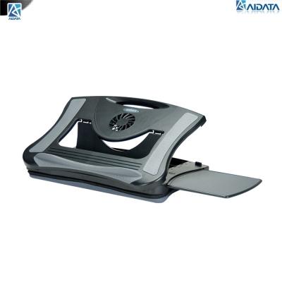 aidata 豪華型桌膝兩用散熱筆電桌-LD007P