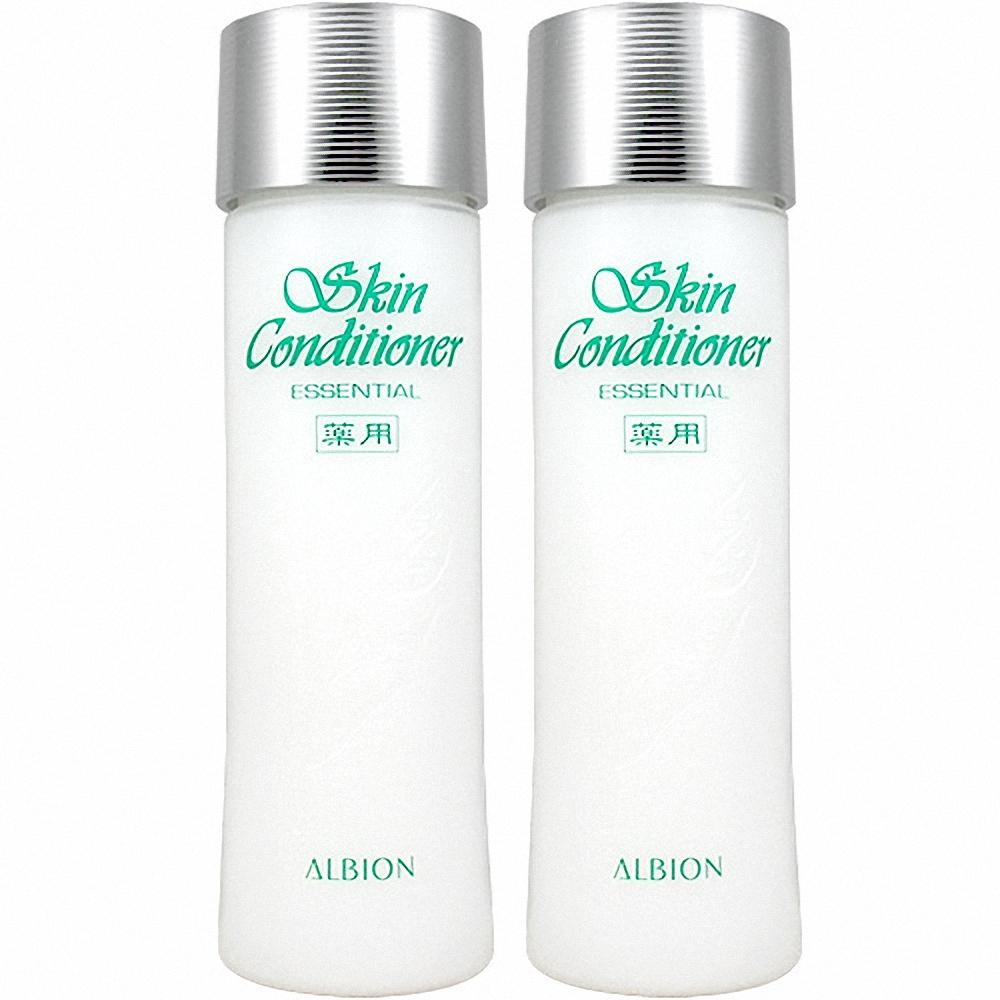 ALBION 艾倫比亞 健康化妝水N(330ml)二入組
