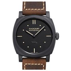 PANERAI 沛納海 Radiomir PAM00577 陶瓷手上鏈錶-48mm
