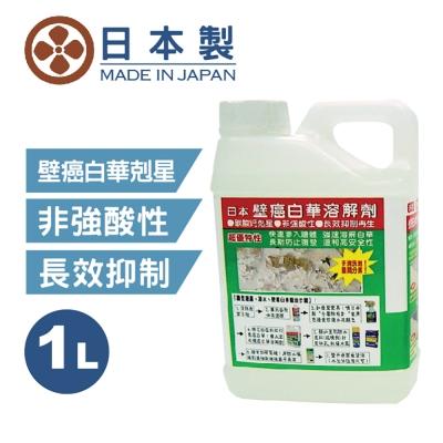日本壁癌白華溶解劑1L