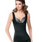 思薇爾 舒曼曲現 輕塑型系列半身防駝束衣-黑色