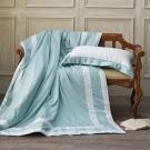 IN HOUSE-SLEEPING BEAUTY-膠原蛋白紗-涼被(綠色-180x210)