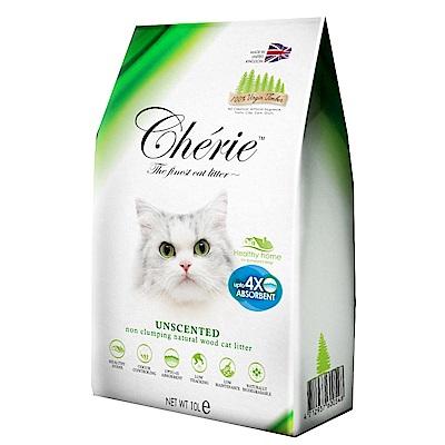 法麗Cherie 有機處女松木貓砂 10L 兩包組