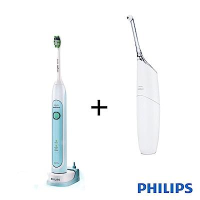 PHILIPS飛利浦電動牙刷HX6711沖牙機