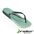 Rider 巴西-女 RIO FEM 流行夾腳拖鞋 (橄欖綠/深藍)