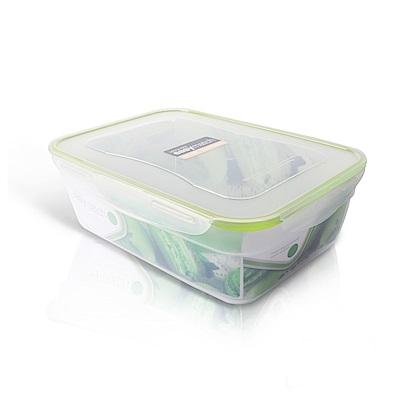 樂扣樂扣PP保鮮盒 EASY MATCH 2.4L/綠色