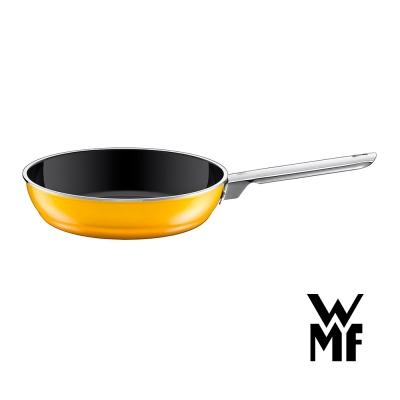 德國WMF-Naturamic系列24cm平底煎鍋-亮彩黃