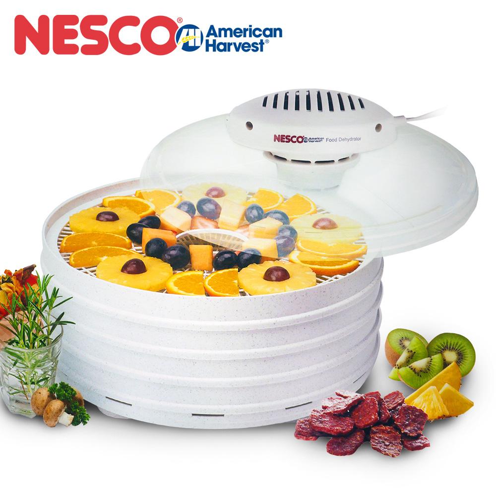 [美國原裝進口] NESCO 天然食物乾燥機 FD-37