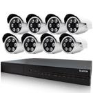 奇巧AHD1080P 16路iCATCH監控雙硬碟款主機含SONY攝影機x8