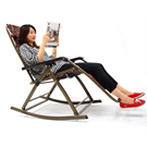 雙層無重力躺椅搖搖椅