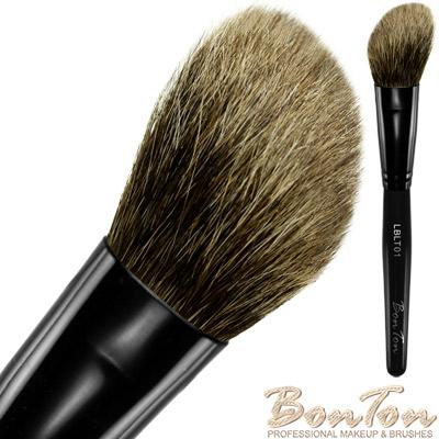 BonTon 墨黑系列 斜腮紅、修容刷LBLT01 松鼠毛