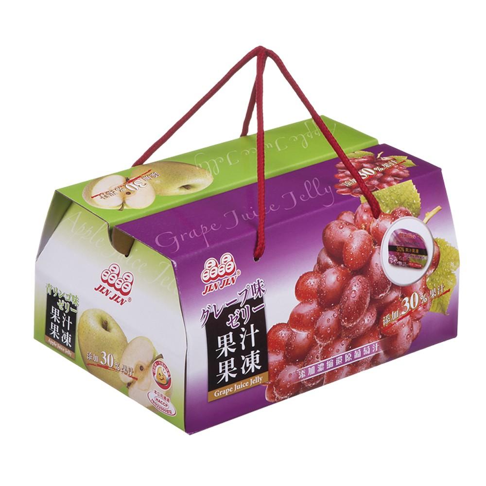 晶晶 30%果汁果凍禮盒(1200g)