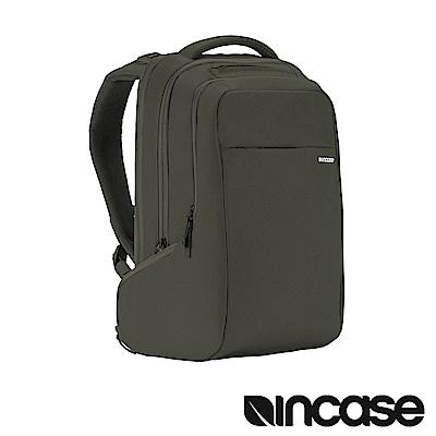 INCASE ICON Pack 15 吋電腦後背包-深墨綠