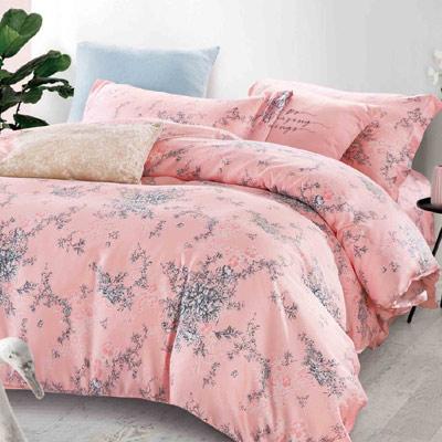 Saint Rose 三生三世 加大100%純天絲兩用被套床包四件組