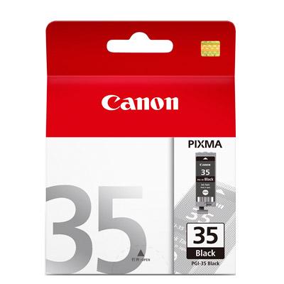 Canon PGI-35BK原廠墨匣(黑色)